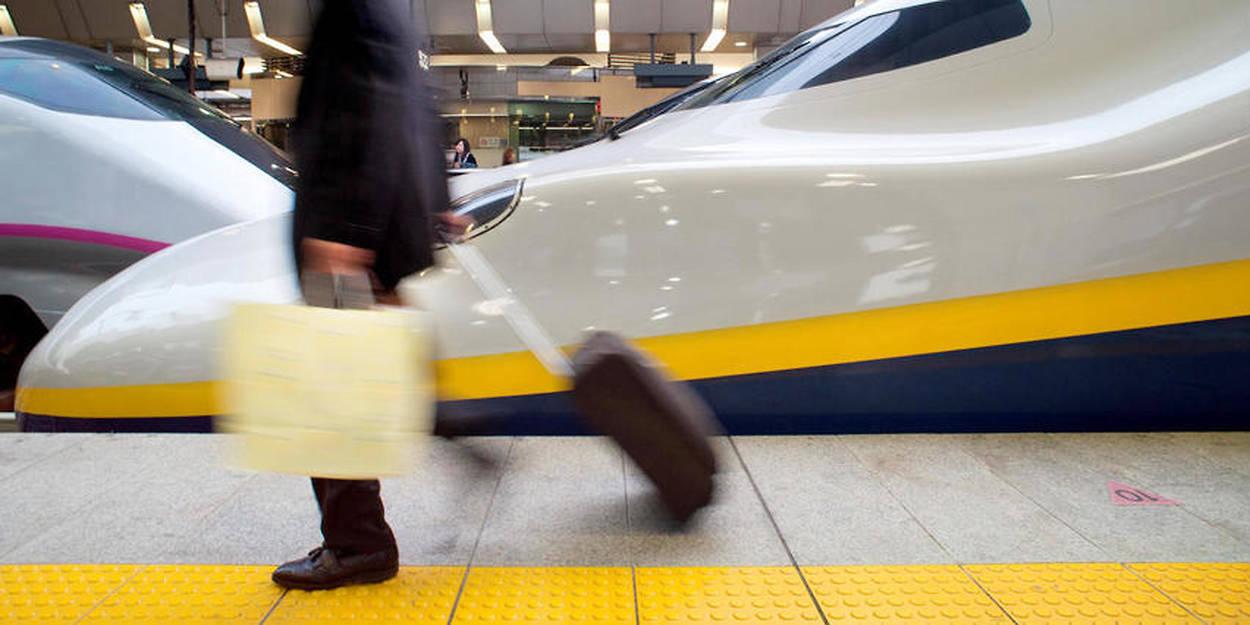 pourquoi les trains japonais ne sont