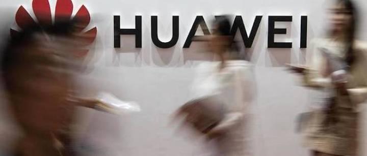 La decision d'exclure Huawei du developpement de la 5G ne sera effective qu'en 2027 (Photo d'illustration).