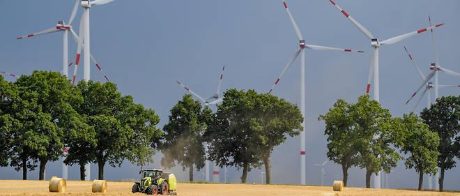 Emploi : le bilan mitigé des éoliennes