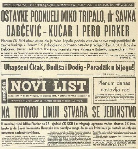 JUGOSLAVIJA S NASLOVNICA - POVIJESNI PREGLED: Kako je rođena, stasala i umrla jedna država! :: Novice :: Lupiga