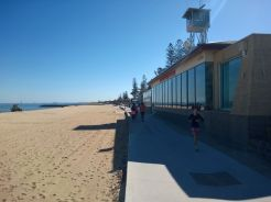 Let's not forget why we want to be here - Elwood beach 300m away!