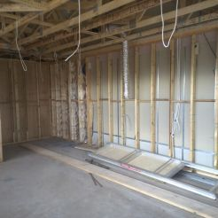 Electrical rough in