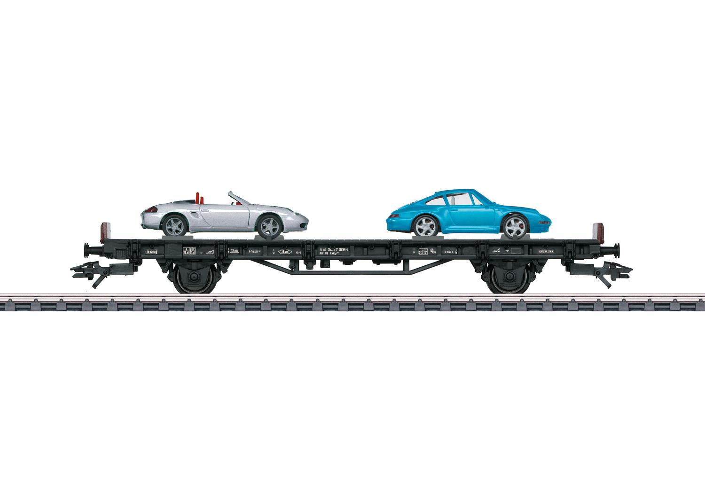 Autotransportwagen 70 Jahre Porsche Sportwagen 6