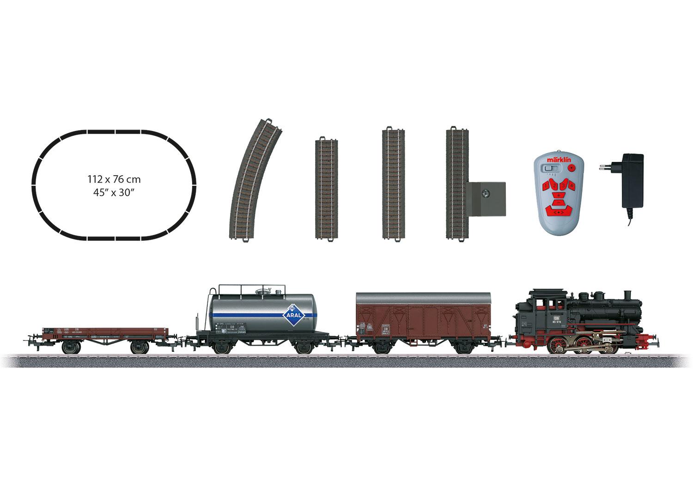 Freight Train Starter Set 230 Volts
