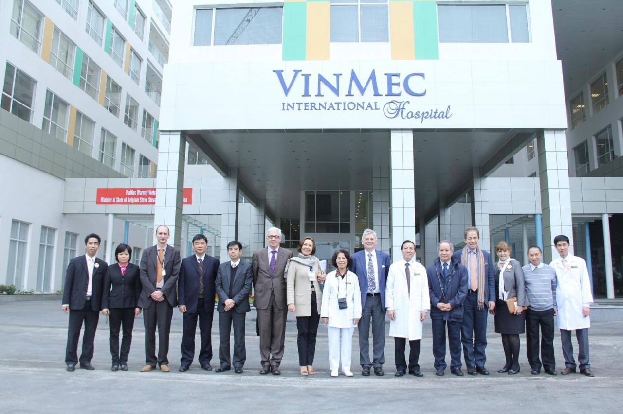 Bảo hiểm Vinmec được đảm bảo bởi những đối tác chiến lược uy tín