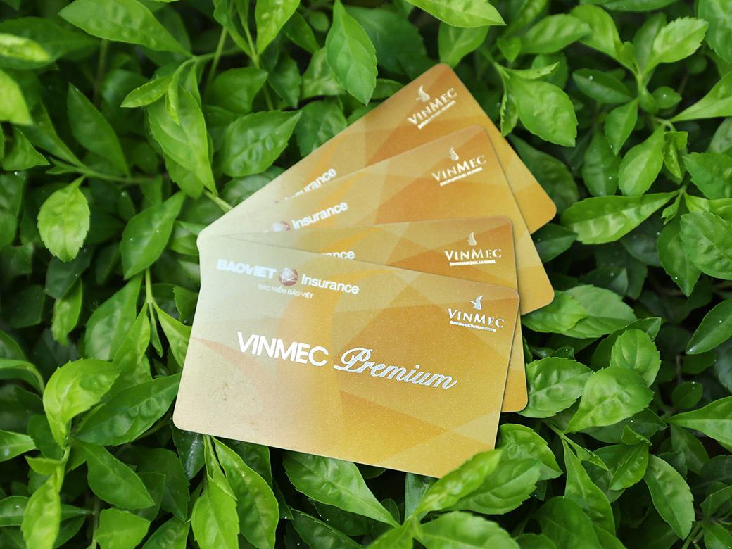 Thẻ bảo hiểm sức mạnh Vinmec P.remium