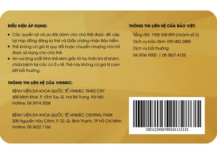 Sử dụng thẻ Vinmec P.remium cần nắm vững những lưu ý rất cần thiết