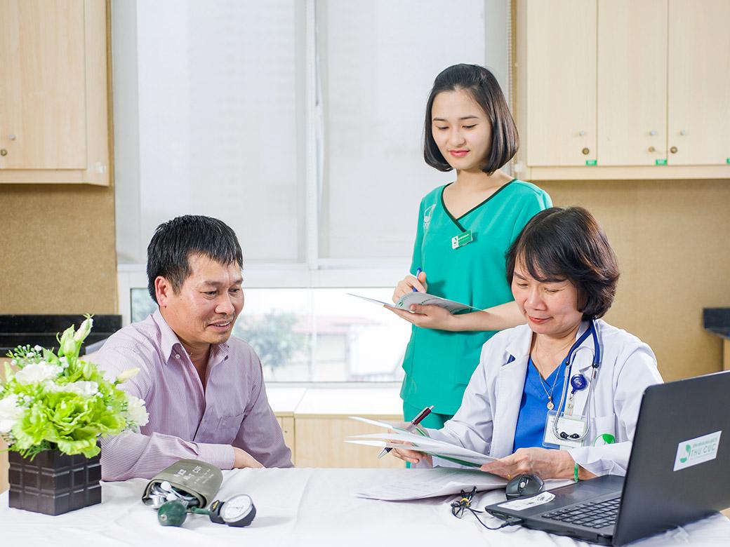 Hồ sơ bệnh án là thứ cần thiết với mỗi bệnh nhân