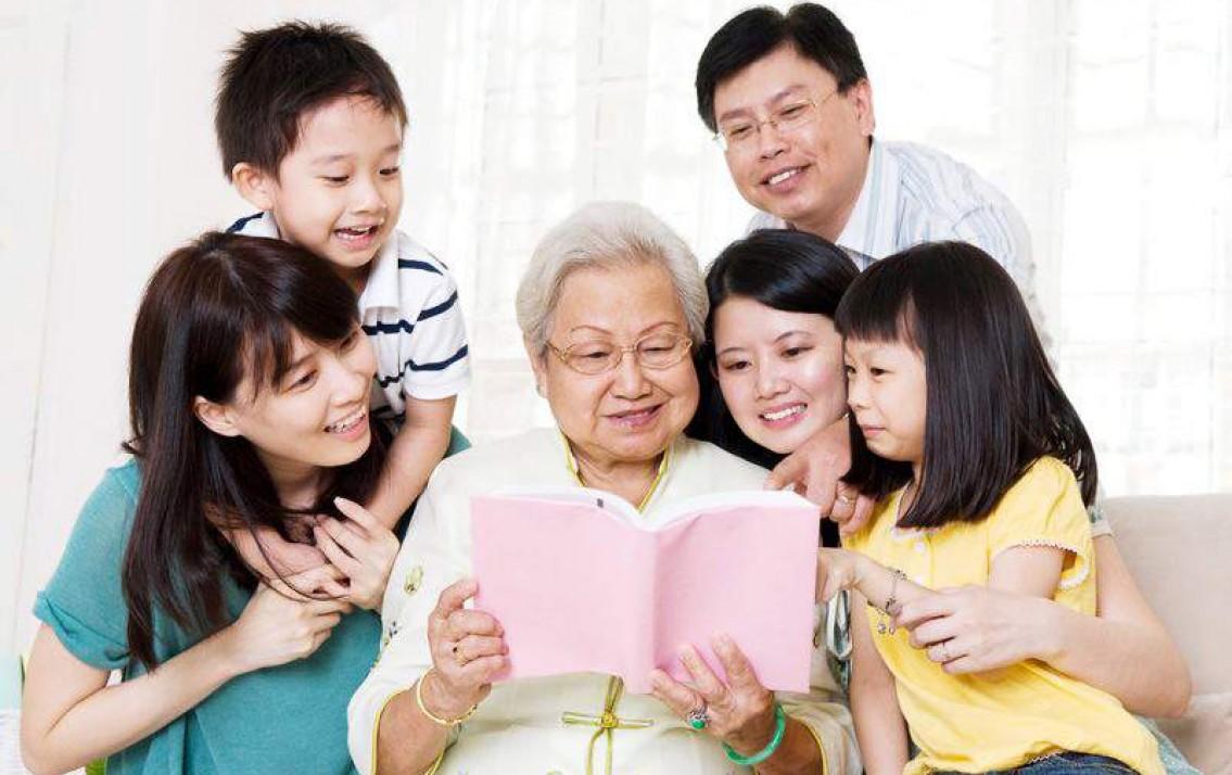 Bảo hiểm sức mạnh Bảo Việt, chăm sóc cho sức mạnh cho bạn và người thân trong gia đình trong mái ấm gia đình