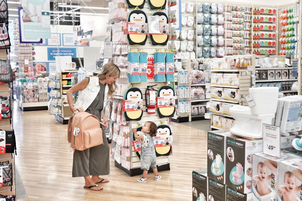Các khoản ngân sách để sắm đồ cho mẹ và bé