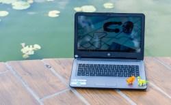 Dòng HP Notebook có thiết kế đẹp mắt, cấu hình ổn