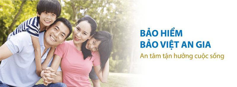 Bảo Việt An Gia là chương trình bảo hiểm được nhiều người lựa chọn