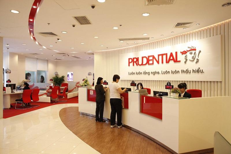 Công ty bảo hiểm P.rudential được nhiều người tin tưởng lựa chọn