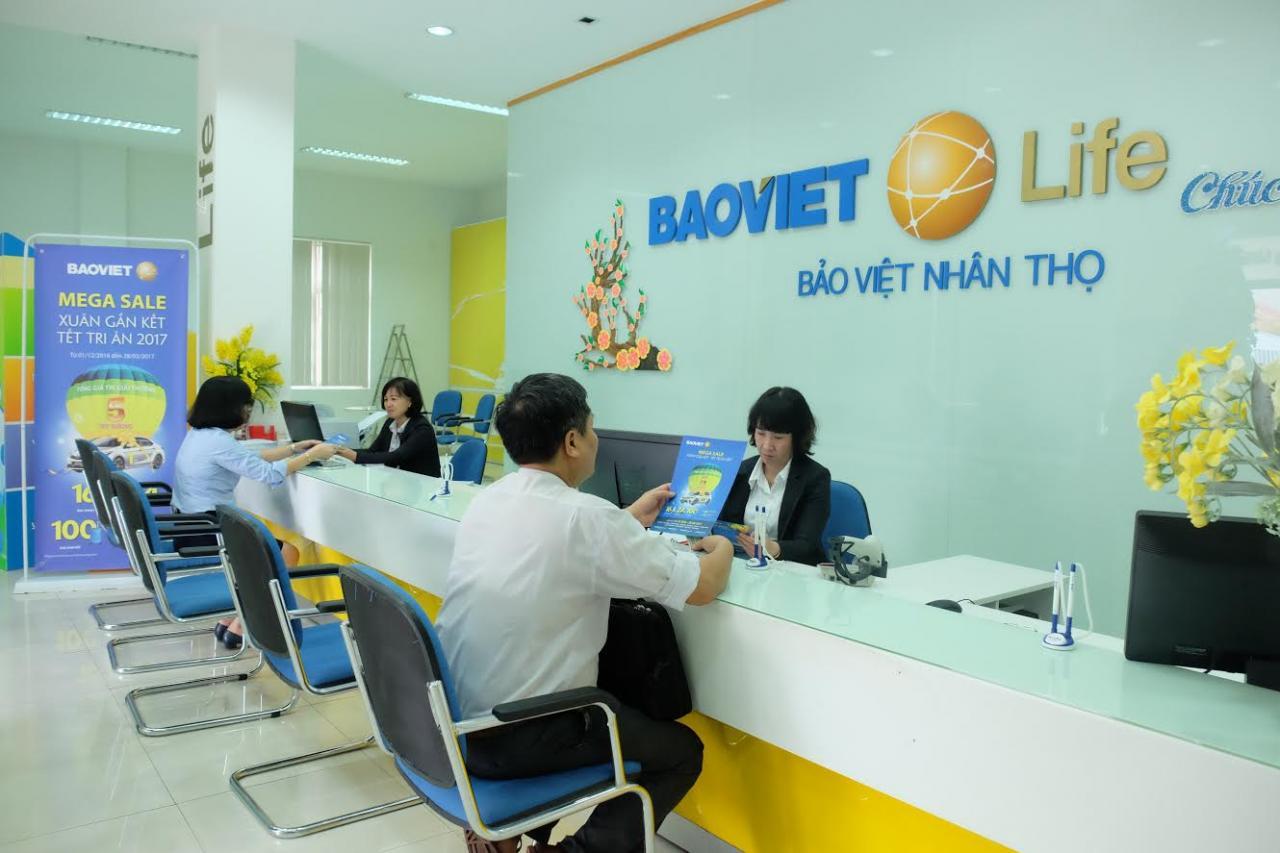 Công ty Bảo Việt Nhân thọ nhận được sự tin yêu của phần đông người tiêu dùng
