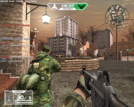 Top Five Free Online Shooter Games   Must Read For Gamers War Rock Online Shooter Game