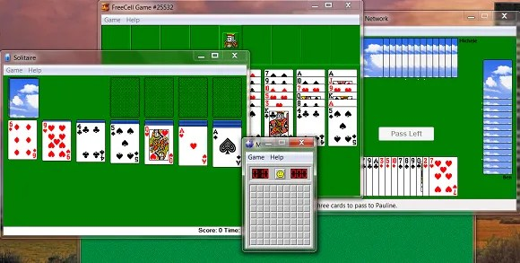 win7 freecell