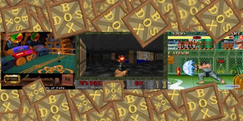 Run Old Games In DOSBox Without Mounting Drives
