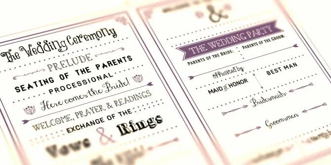 13 Creative Wedding Invitation Ideas That You'll Love
