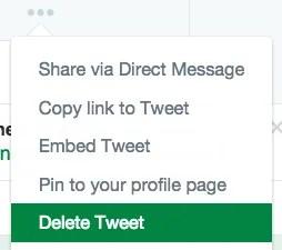 حذف تغريدات تويتر وأليك طريقة حذف التغريدات دفعة واحدة