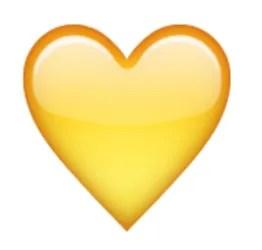 сердечки смайлик Snapchat значит лучшие друзья