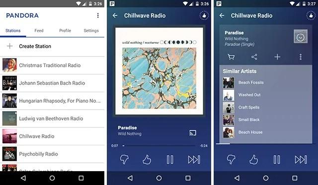 Best pandora music stations