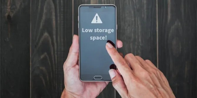 Image result for phone Storage Space