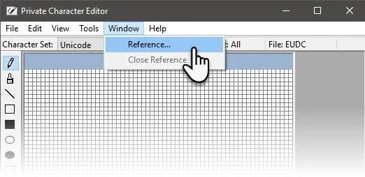 La fenêtre de référence