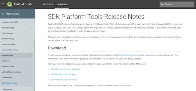Cara Menggunakan ADB dan Fastboot di Android