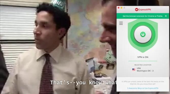 Express VPN è la migliore VPN per Netflix America