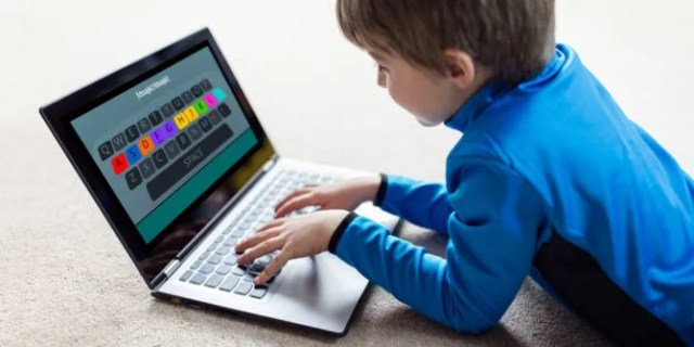 Games To Teach Kids Typing The Fun Way