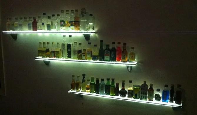 Led Amber Flashing Light Bar