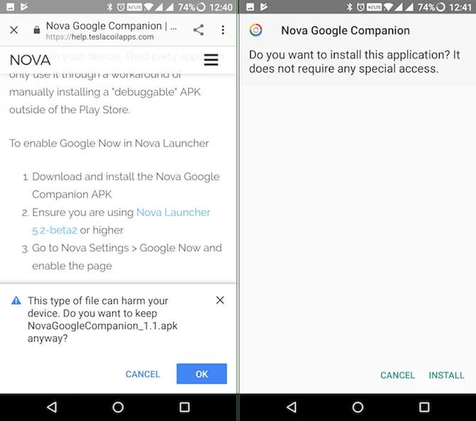 Nova Launcher Power User Tips and Tricks 3