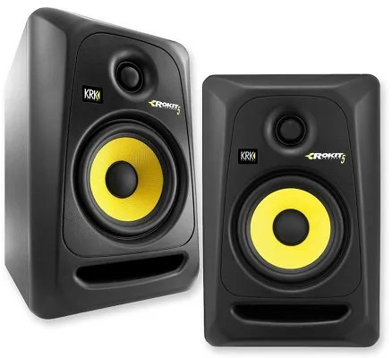 i migliori altoparlanti desktop krk rp5 g3
