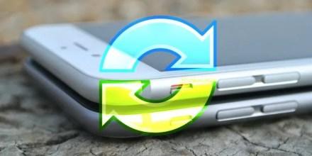 restart iphone two iphones