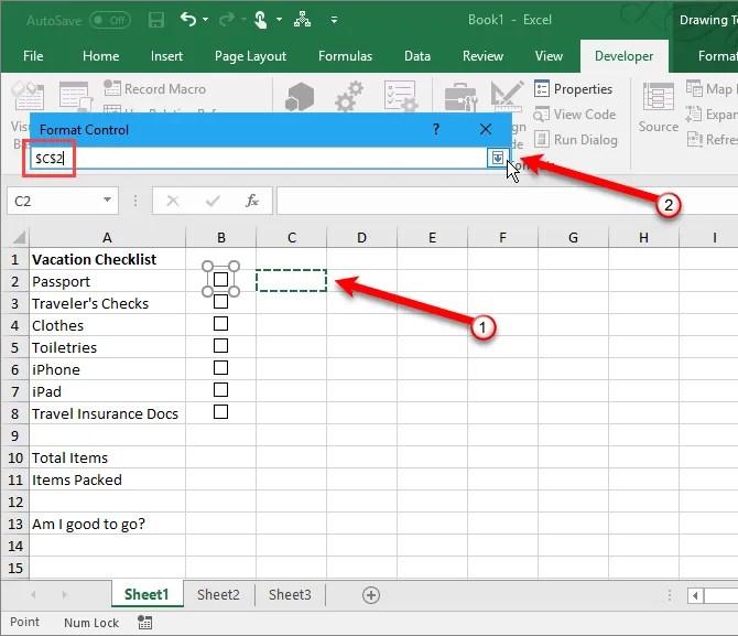 Cómo crear una Checklist en Excel como los profesionales.
