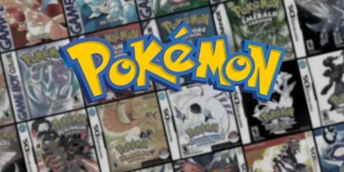 The Mega List of All Official Pok    mon Games You Can Play