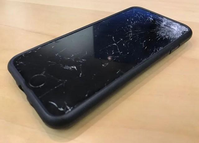 back up iphone - Broken iPhone Screen