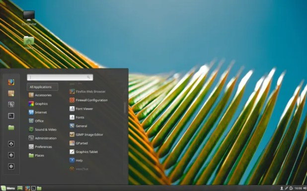 why Linux Mint? - preinstalled apps