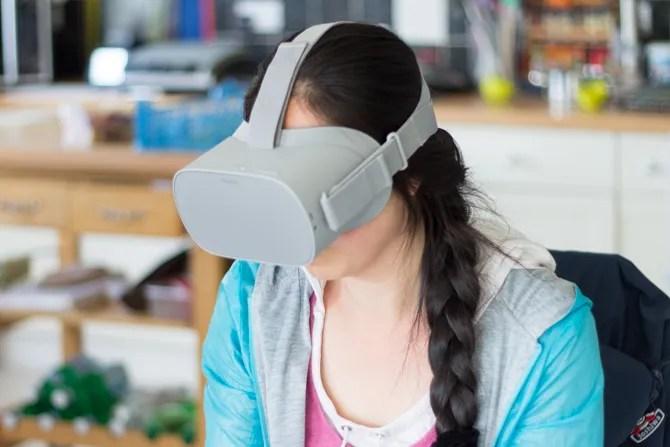 Oculus перейти на использование