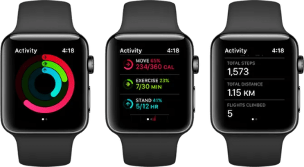 Apple Watch Fitness Apps Activity App