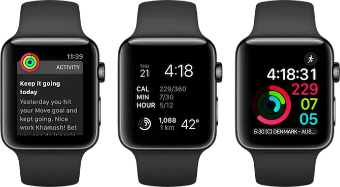 Apple Watch Fitness Apps Activity Notifications - Apple Watch Fitness: The 10 Best Workout Apps to Get You Healthy