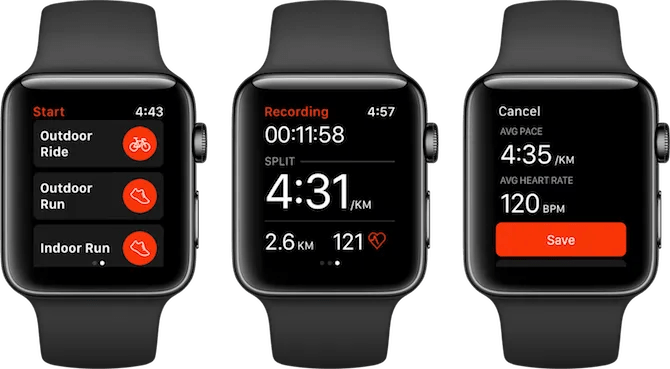 Apple Watch Fitness Apps Strava - Apple Watch Fitness: The 10 Best Workout Apps to Get You Healthy