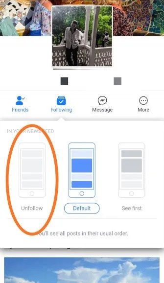 facebook screenshot 2 335x578 - How to Mute People on Social Media: Facebook, WhatsApp, Reddit, and More
