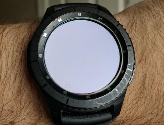Samsung Gear Light Face