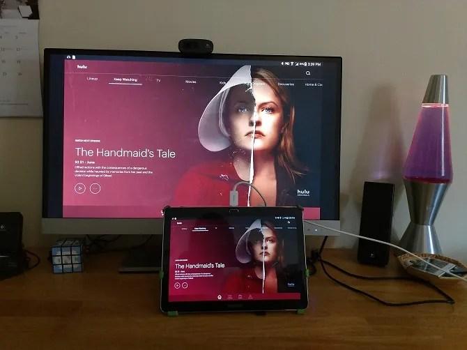 Come collegare il telefono al televisore Usando USB - tablet a TV