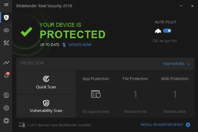 muo security bitdefender main - 5 Most Common BitDefender Issues and How to Solve Them