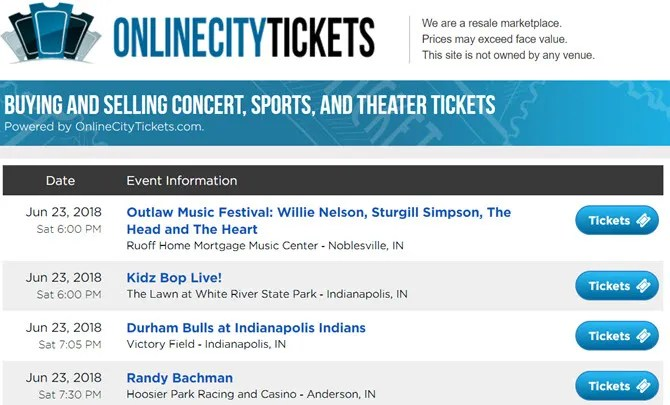 The 6 Best Ticket Sites To Get Event Concert And Sports Tickets