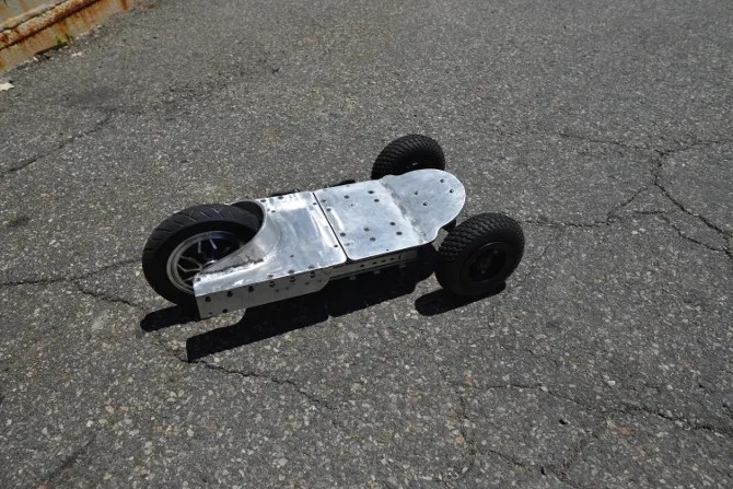 transistor man mountain board folded 670 - 5 DIY Electric Vehicles You Can Build With Raspberry Pi and Arduino