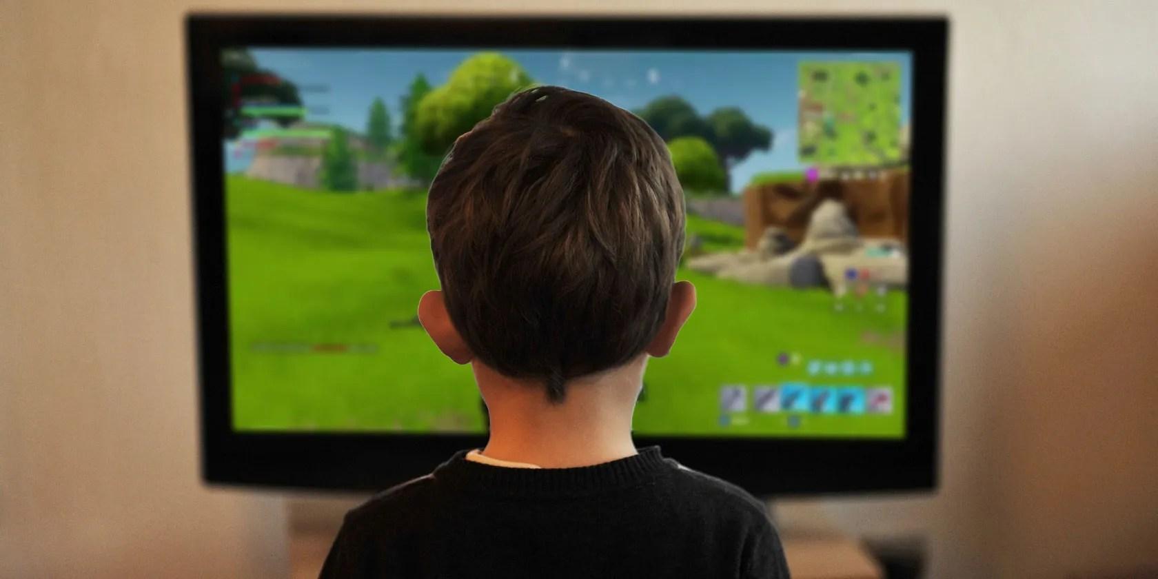 kids-giocare-Fortnite