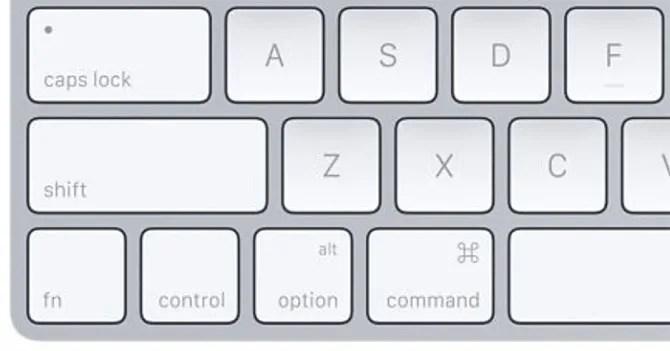 Apple Magic Keyboard 2